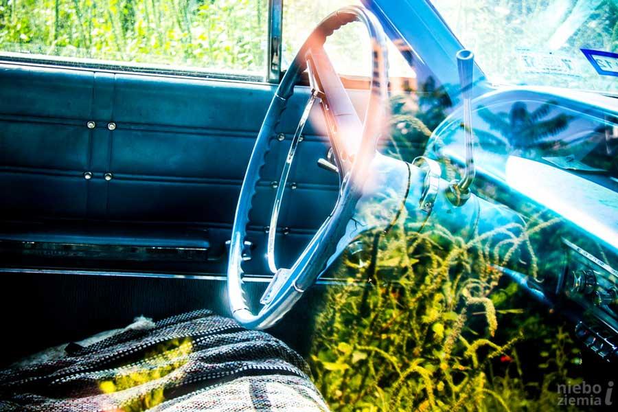 Przygody z samochodem