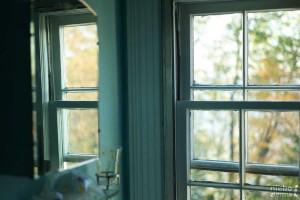 Okno i lustro