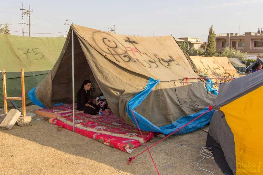 Cierpienie chrześcijan na Bliskim Wschodzie
