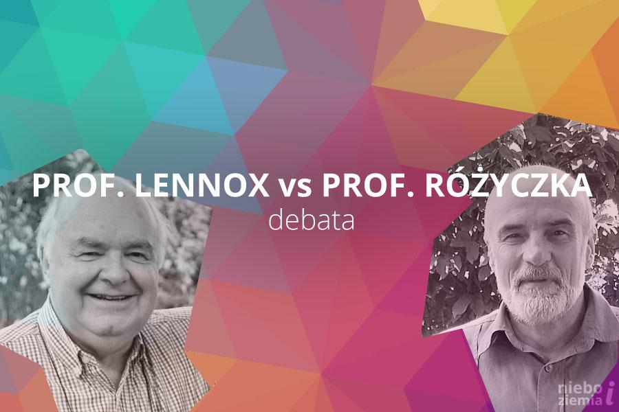 Debata geniuszy: nauka i wiara