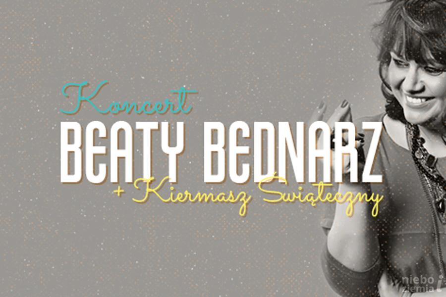 Koncert Beaty Bednarz i kiermasz świąteczny w Warszawie