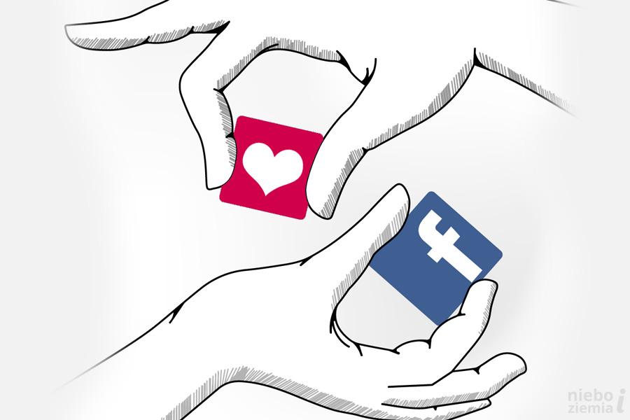 Facebook: stop. Życie: start