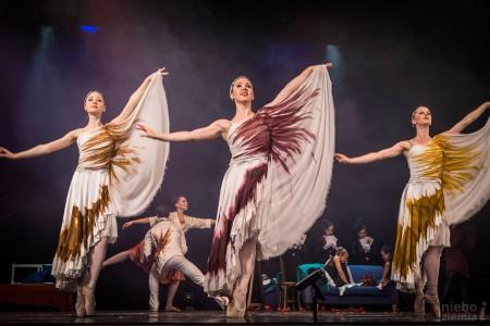 Piękno opowiedziane tańcem