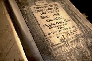 Luter i kryzys kościoła