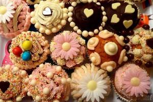 Świąteczne cupcakes